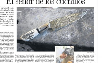 El señor de los cuchillos – La Nación