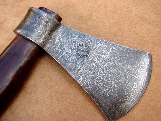 Damascus ax