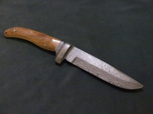 Hunting Knife, exclusive design