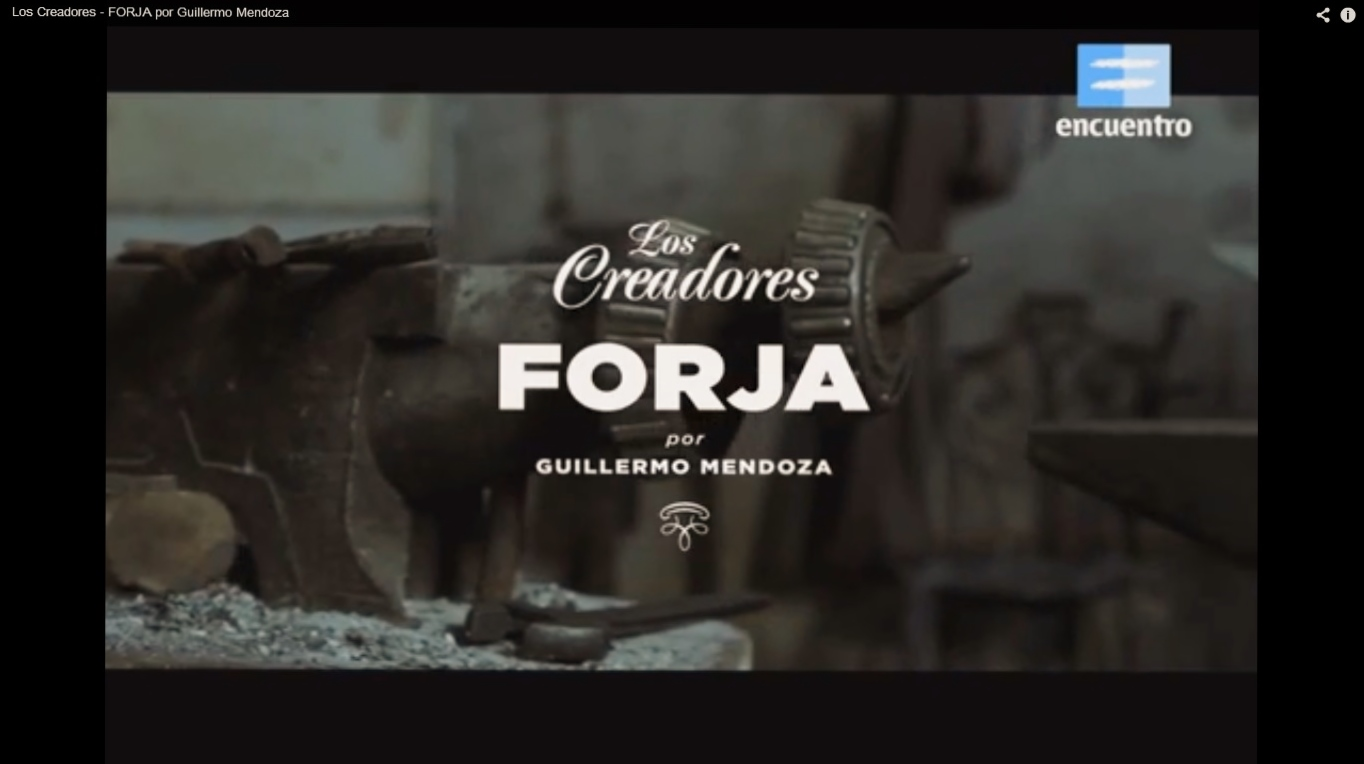 Los Creadores: Forja por Guillermo Mendoza