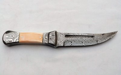 Damascus Steel Jambiya