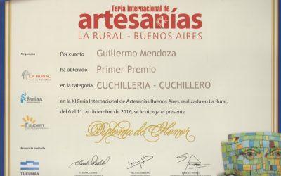 Feria Internacional de Artesanias – La Rural 2016