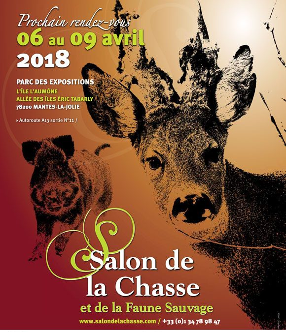 Atlanta Blade Show and Salon de la Chasse de Rambouillet 2018