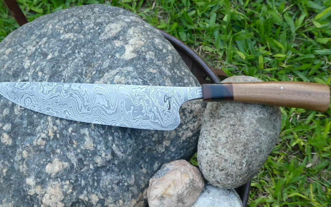 Kitchen Knife 220 mm